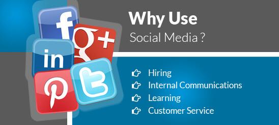 sosyal medyanın kullanımı